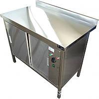Стол тепловой - Статический 1000 х 600 х 850 (мм)
