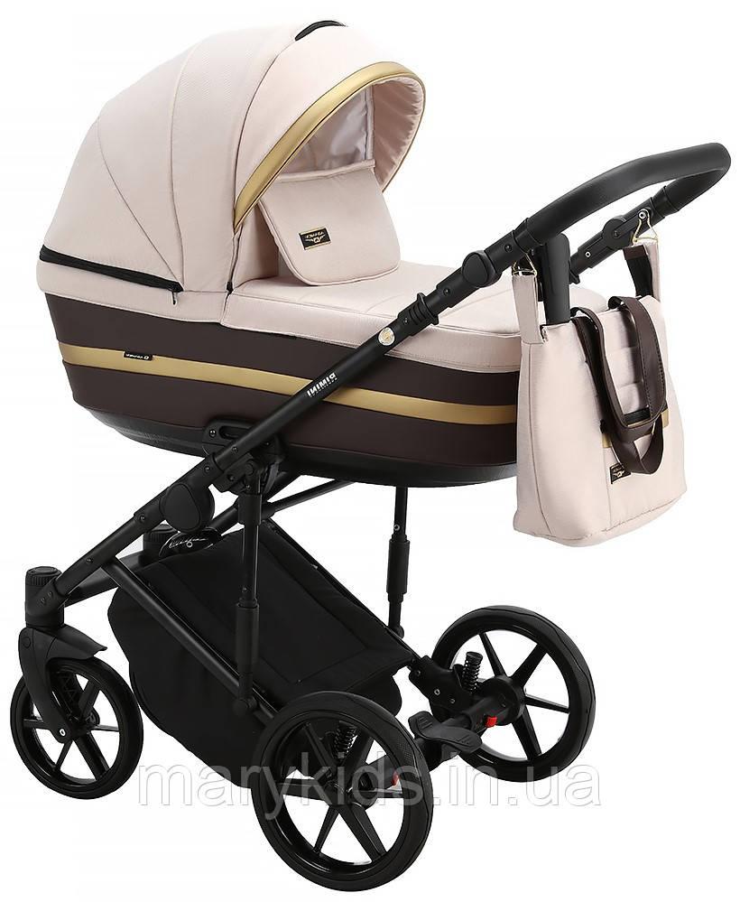 Детская универсальная коляска 2 в 1 Adamex Rimini Tip RI-80