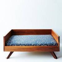 Лежак диванчик для котика или собачки ZOO modern classic