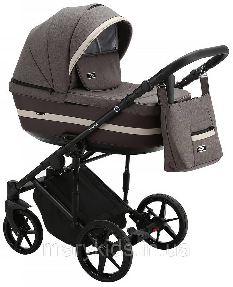 Детская универсальная коляска 2 в 1 Adamex Rimini Tip RI-85