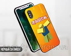 Силиконовый чехол Роблокс (Roblox) для Samsung A307 Galaxy A30s , фото 3