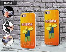 Силиконовый чехол Роблокс (Roblox) для Samsung M105 Galaxy M10 , фото 2