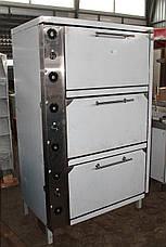 Шафа жарова електрична трисекційна ШЖЭ-3-GN1/1 стандарт, фото 2