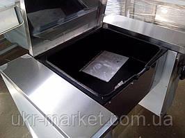 Сковорода электрическая промышленная СЭМ-0.5 эталон