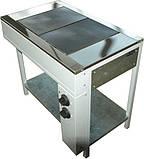 Плита электрическая промышленная ЭПК-2Б эталон, фото 5