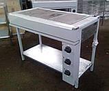 Плита електрична промислова ЕПК-3Б стандарт, фото 3