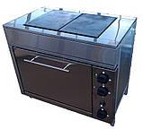 Плита электрическая промышленная ЭПК-2ШБ стандарт, фото 5
