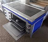 Плита электрическая промышленная ЭПК-6ШБ эталон, фото 2
