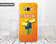 Силиконовый чехол Роблокс (Roblox) для Xiaomi Redmi Note 4 , фото 2