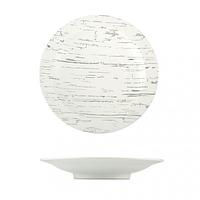 Тарелка глубокая светлый камень 30 см