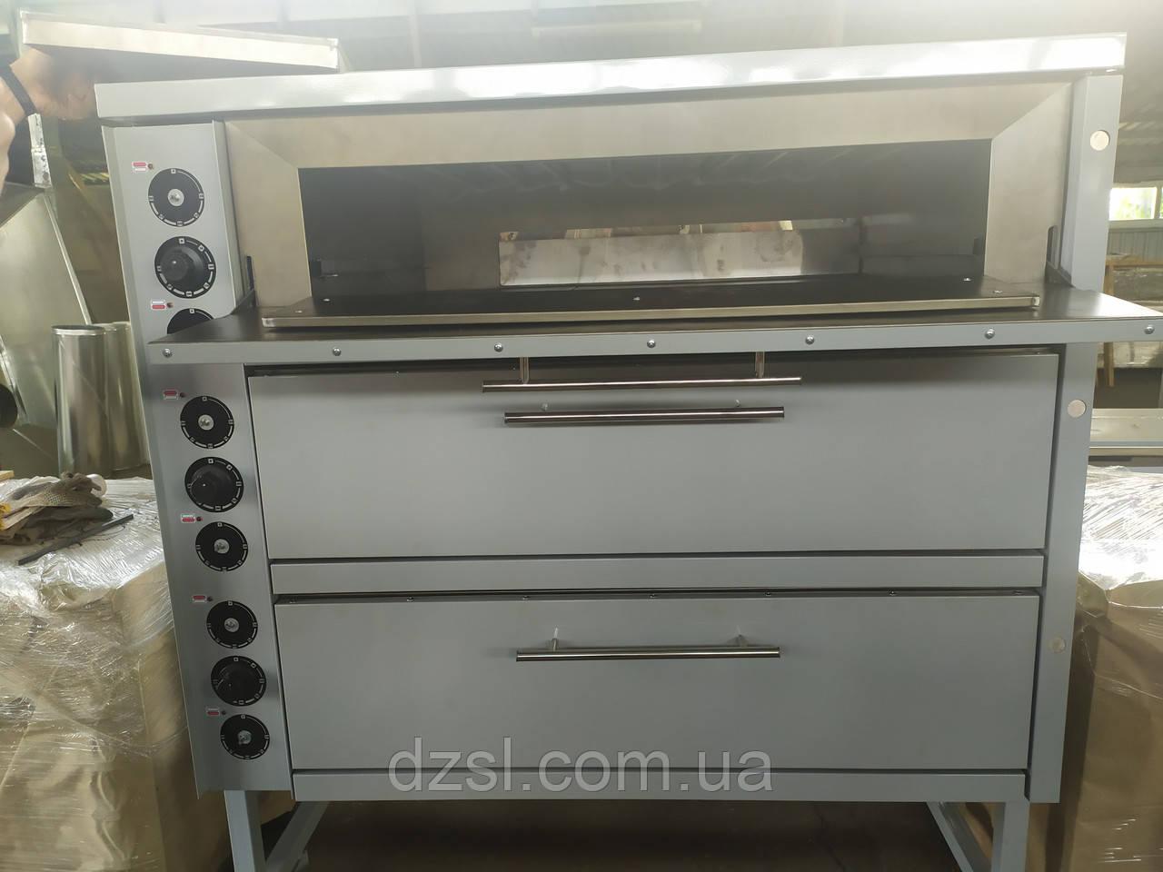 Пекарська шафа ШПЭ-3 еталон