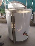 Котел харчоварильний електричний КПЕ-60 круглий, фото 7