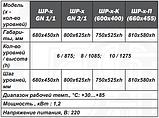 Расстоечный шкаф ШР-10-GN 1/1, фото 4