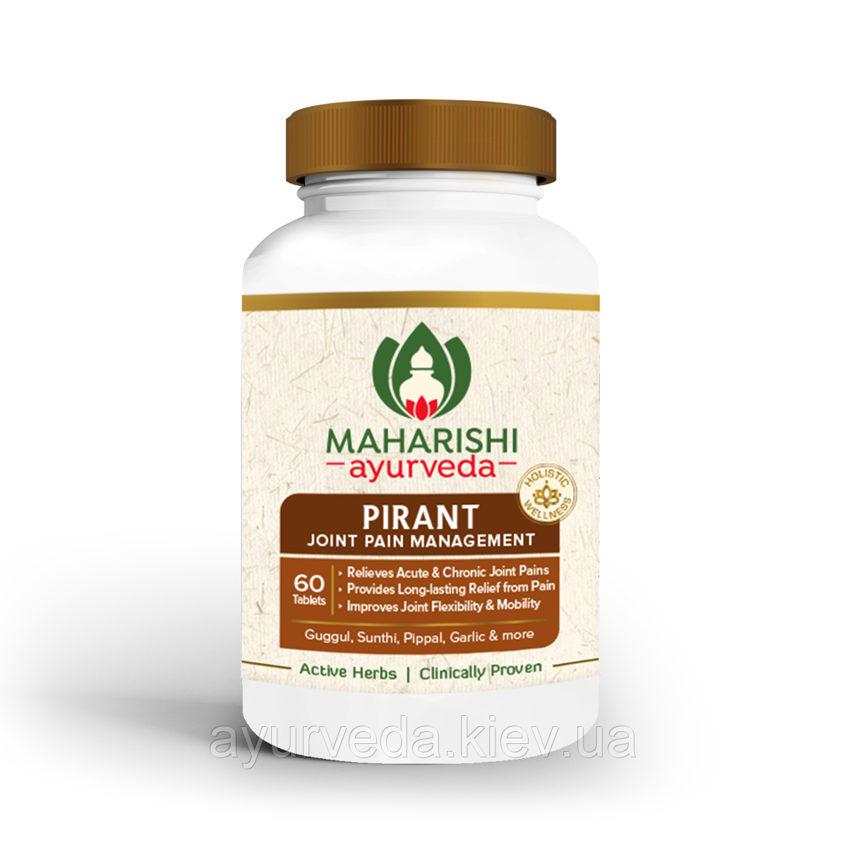 Пирант - воспаление суставов, артрит, подагра, остеоартрит, ишиалгия, растяжения, укрепляет ткани суставов