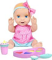 Інтерактивна лялька Лувабелла Мія Luvabella Mealtime Magic Mia оригінал SpinMaster, фото 1