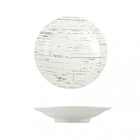 Тарелка глубокая светлый камень 25,5 см
