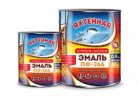 """Эмаль """"Яхтенная"""" для пола желто-коричневая (2,8 кг)"""