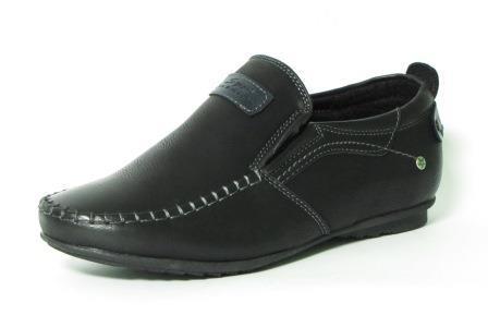 Туфли MEEKONE А01 черный. Размеры 32-37