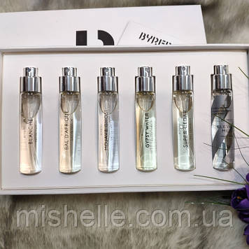 Набор мини парфюмов Byredo( 12мл* 6штук Байредо)