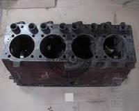 Блок двигателя Т-40