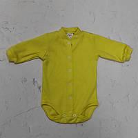 Боди для новорожденного ребенка (байковый)