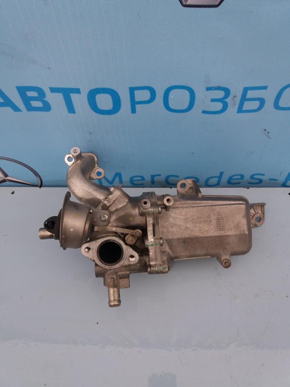 Теплообмінник EGR 147357086r для Рено Трафік 1.6 Renault Trafic dci 2014-2019 р. в.