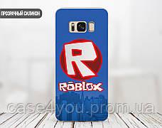 Силиконовый чехол Роблокс (Roblox) для Xiaomi Redmi Note 6 Pro , фото 2
