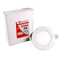 ElectroHouse LED панель кругла 4100К /Ø 120мм/Ø раб. 100мм/6W/540Lm