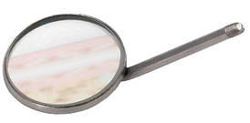 Дзеркало стоматологічне зі збільшенням, 22 мм