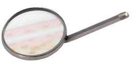 Зеркало стоматологическое с увеличением, 22 мм