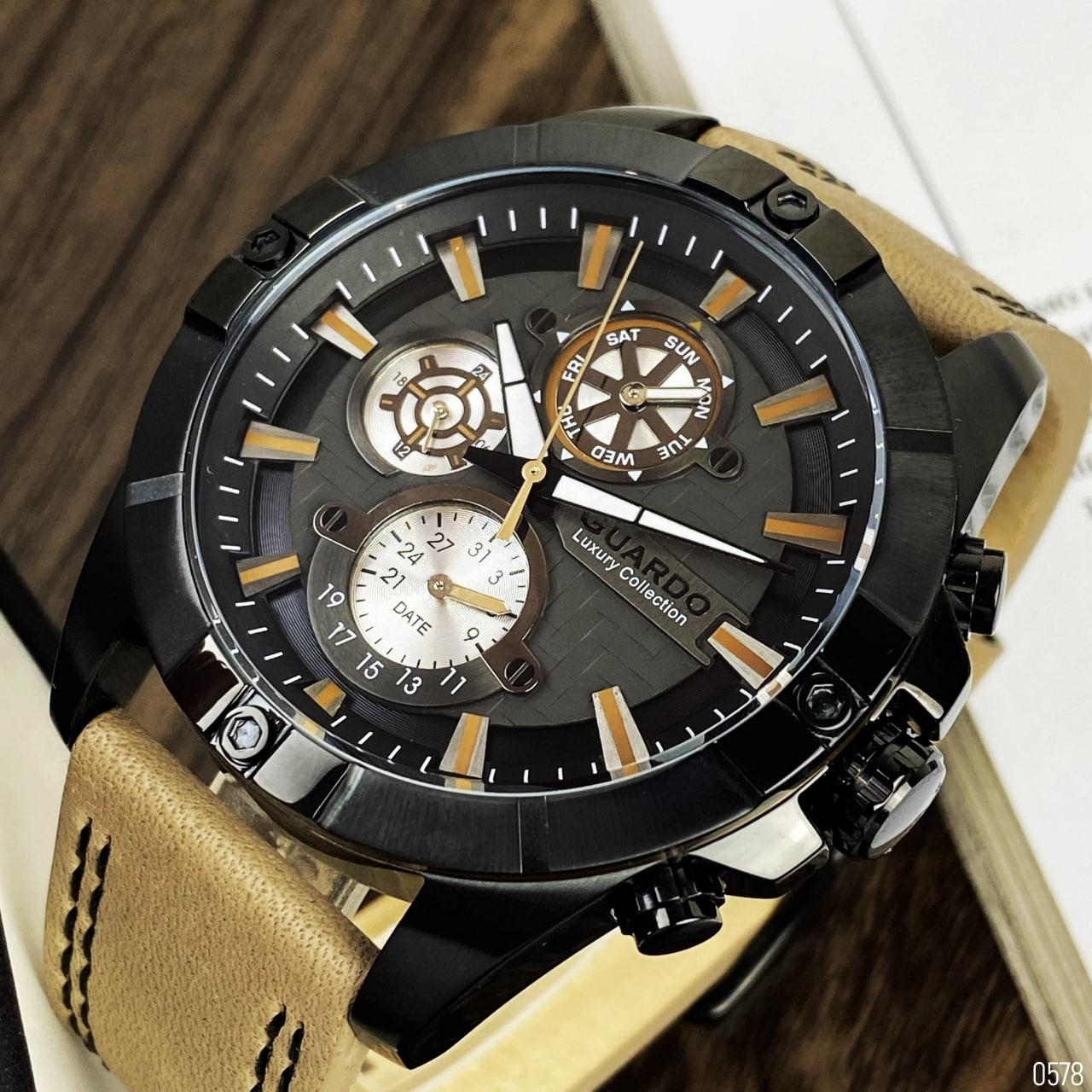 Мужские наручные часы Guardo S01630