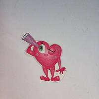 Открытка валентинка маленькая Тебе от меня, фото 1