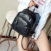 Рюкзак городской женский , Модные женские рюкзаки, Рюкзак для девушки черный