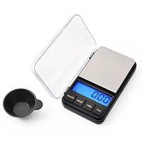 Высокоточные ювелирные весы 6285PA, 500g/0.01g электронные весы + чаша