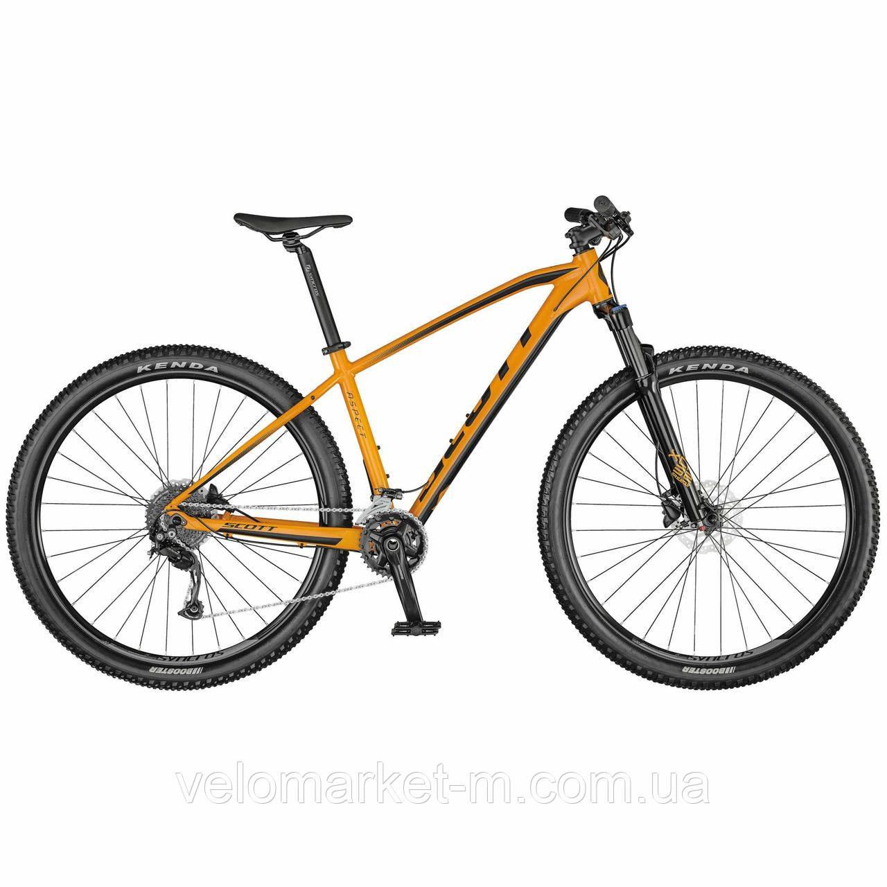 Велосипед Scott Aspect 940 M Orange 2020