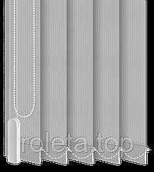 Жалюзі вертикальні Класик Сірі