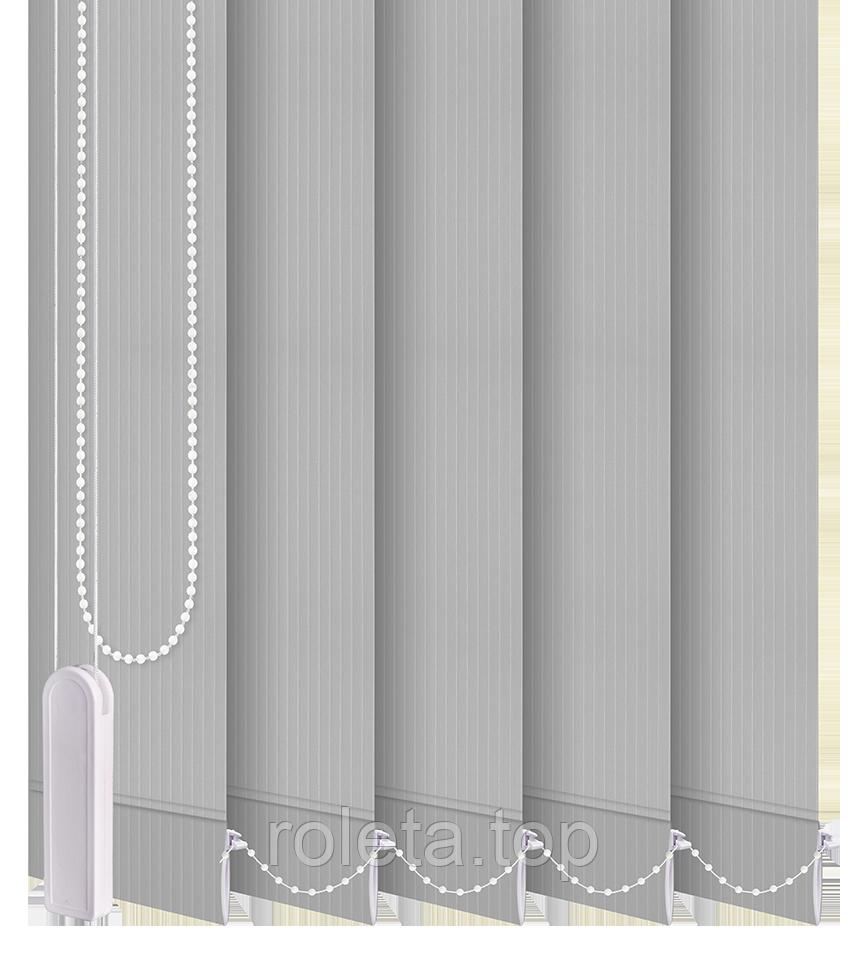 Жалюзи вертикальные Классик Серые