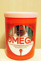 Маска для волос Kallos KJMN Omega  восстанавливающая, 1000 мл.