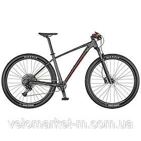 Велосипед Scott SCALE 970 L Dark Grey 2021