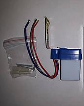 Датчик день-ночь герметичный 10А сумеречный фотосенсор SF-01 10A