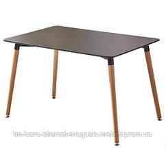 Стол Нури 120х80, черный