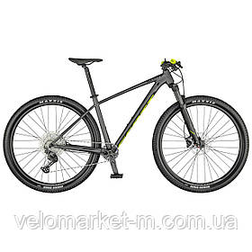 Велосипед Scott SCALE 980 L Dark Grey 2021