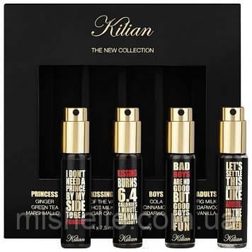 Набор  Kilian The New Collection (Килиан 4*7.5ml)
