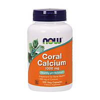 NOW Foods  Coral Calcium 1000 mg (100 Caps)