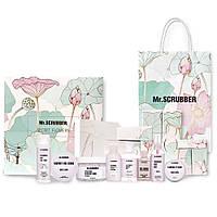 Подарочный набор Beauty Box Адвент Календарь Secret Flowers Mr.SCRUBBER