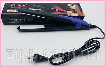 Прасочка для волосся Gemei GM-1954 | Випрямляч для волосся з керамічним покриттям