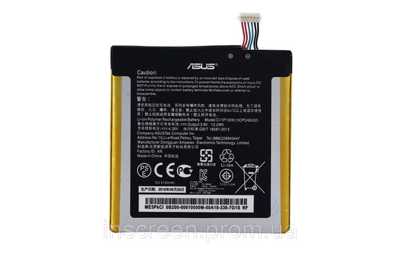 Акумулятор Asus C11P1309 для Asus Fonepad Note 6 ME560CG, Fonepad Note FHD6 3130mAh