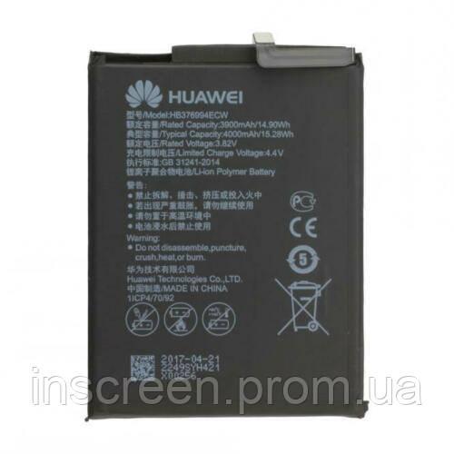 Акумулятор Huawei HB376994ECW для Huawei Y9 2018 FLA-LX1, FLA-LX3, Enjoy 8 Plus, Honor 8 Pro, Honor V9, Honor