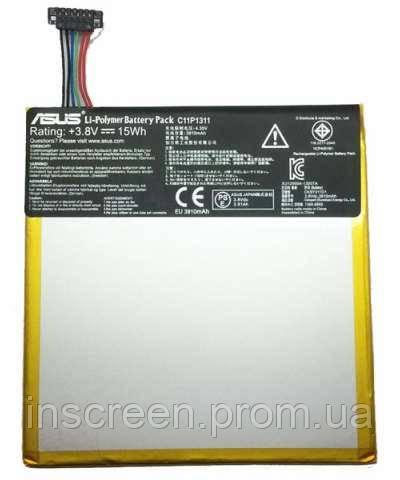 Акумулятор Asus C11P1311 для Asus Memo Pad ME175, ME715, K00S, K00Z 3910mAh, фото 2