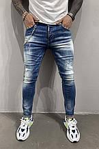 Джинсы мужские варенки 29 30 31 32 33 34 36 38 чоловічі джинси модні мужская одежда весна